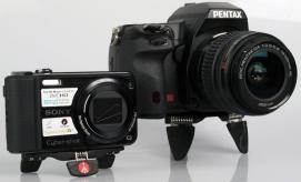 Có nên mua máy ảnh DSLR thay thế máy compact?