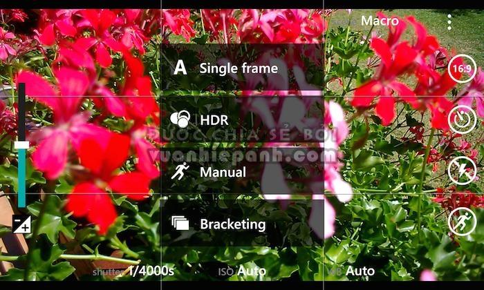 Chụp ảnh HDR là gì?