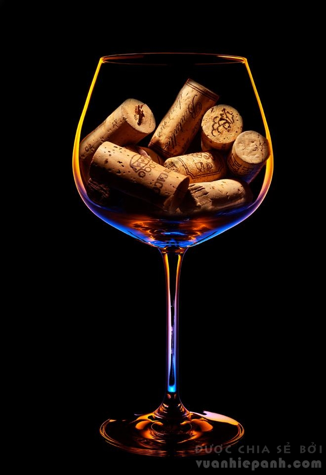 glass-and-corks