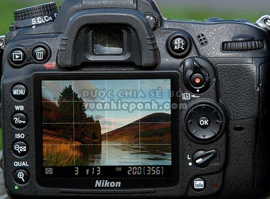Hiệu suất đo sáng của các máy ảnh Nikon