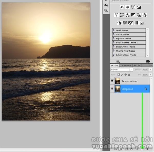 [Photoshop] Khắc phục lỗi ảnh bị nhòe bằng High Pass và Apply Image