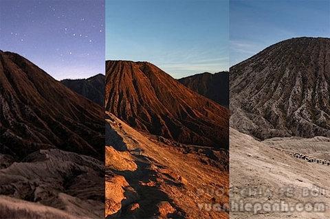 Các loại ánh sáng khác nhau sẽ làm cho cùng một cảnh vật nhưng lại trông khác nhau. Ảnh: Digitalphotographyschool.
