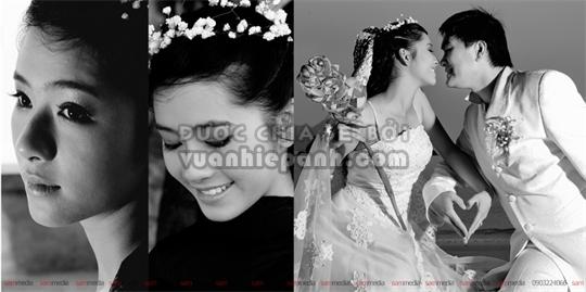 Mẹo nhỏ khi chụp ảnh cưới ngoại cảnh