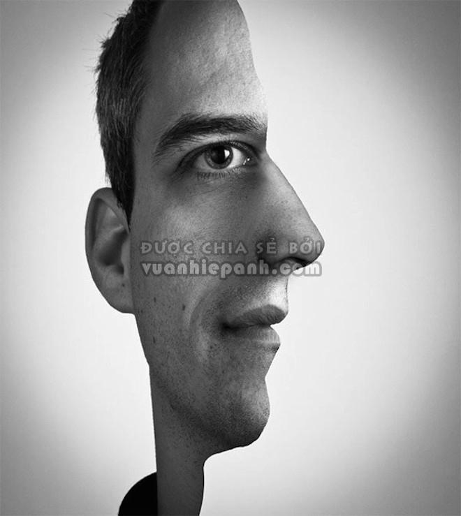 Những bức ảnh chân dung độc đáo nhất thế giới