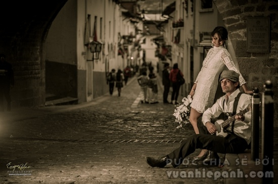 The Pre Wedding From Quito