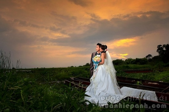 Sweet Couple Pre-Wedding Photography