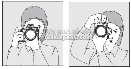 Khắc phục sự cố cho ống kính tự động lấy nét