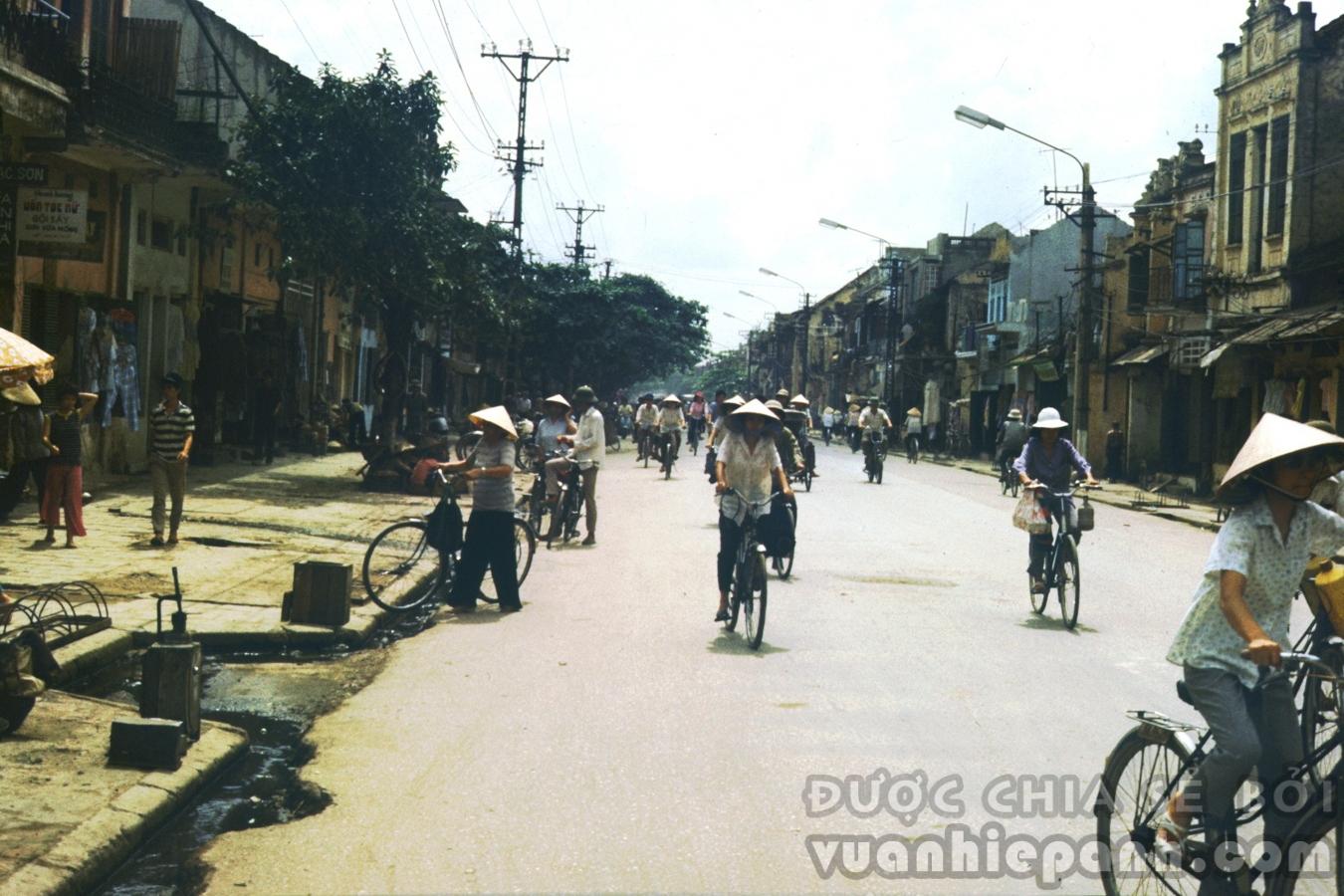 Hà Nội 1988/1989.