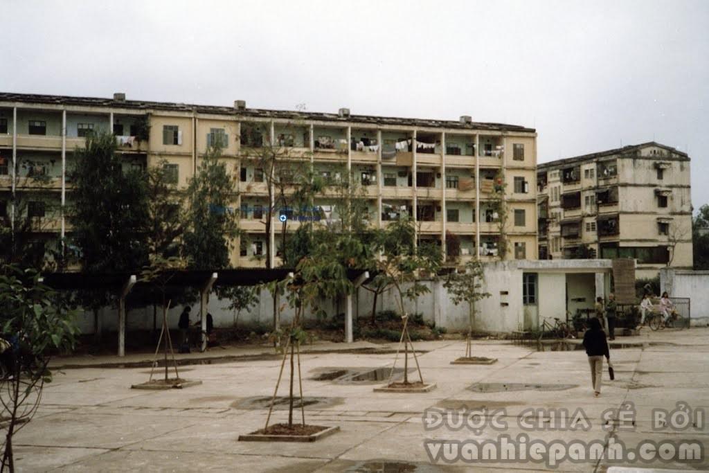 Giảng Võ - Hà Nội 1990