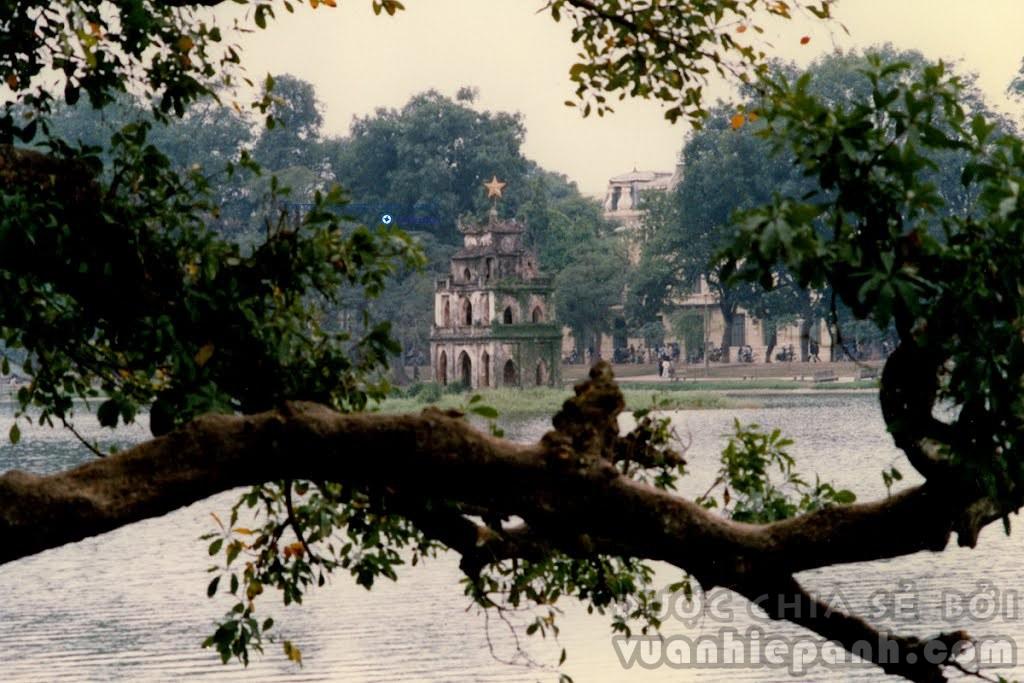 Tháp Rùa - Hà Nội 1990