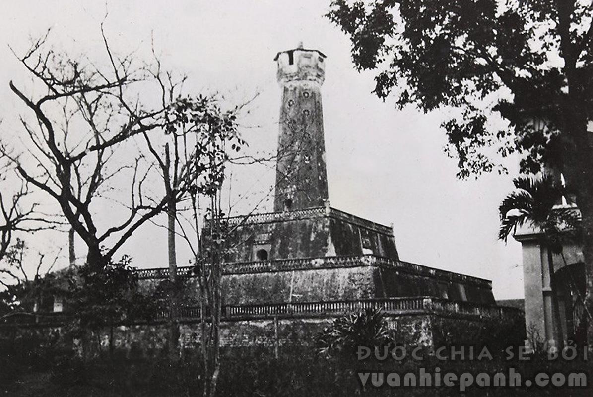 Cột cờ Hà Nội 1935