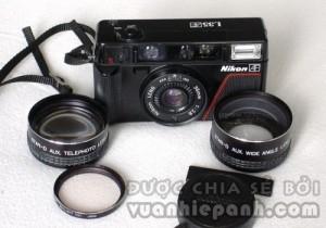 Cách bảo quản máy ảnh