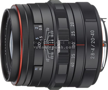 HD Pentax-DA 20-40mm F2.8-4 ED Limited DC WR