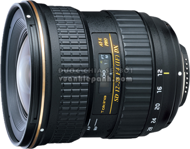 Tokina AT-X 12-28mm f/4 Pro DX