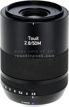 Zeiss Touit 2.8/50M