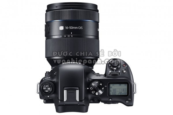 Samsung ra NX1 SMART, camera cảm biến 28MP, quay video 4K